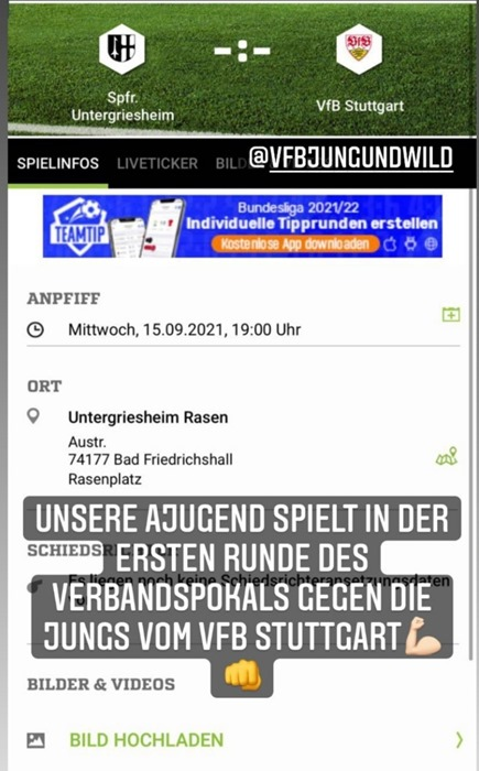 SGM - VfB